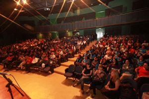 Agentes apresentam música, poesia e teatro Crédito: Evandro Oliveira /PMM