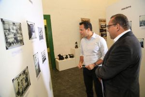 A mostra integra o calendário comemorativo ao aniversário de 60 anos da cidade. Crédito: Evandro Oliveira/PMM