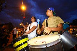 Carnaval com ensaios, festas e muito trabalho  Crédito: Roberto Mourão