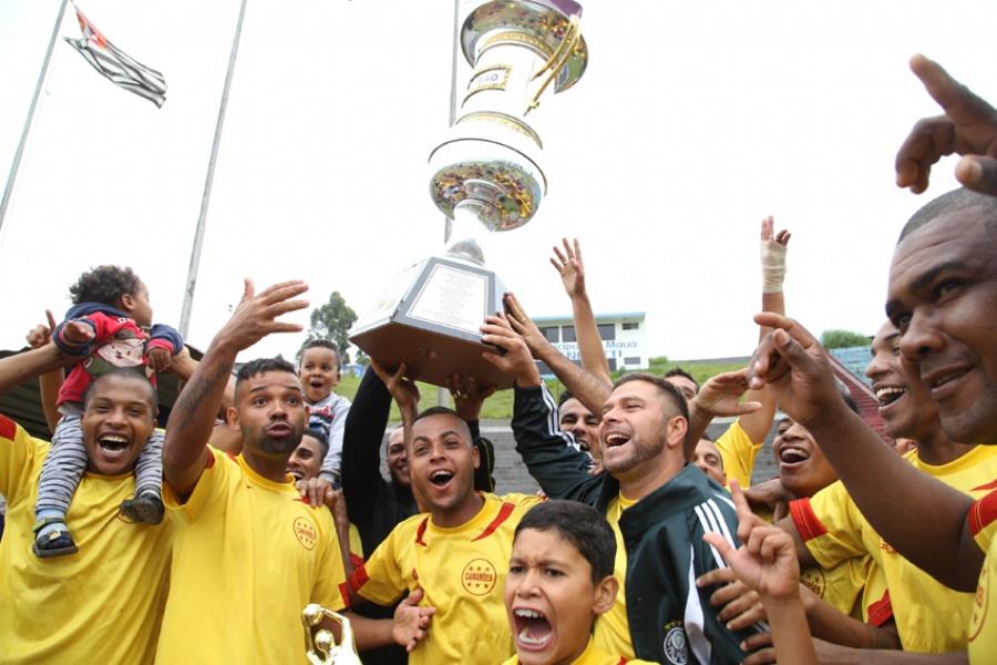 Camarões fez a festa no Pedro Benedetti. Foto: Amanda Perobelli