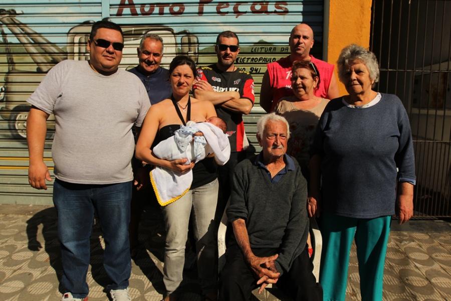 Moradores do Bairro Baeta Neves se organizam e reivindicam melhorias pelas redes sociais. Foto: Rodrigo Pinto