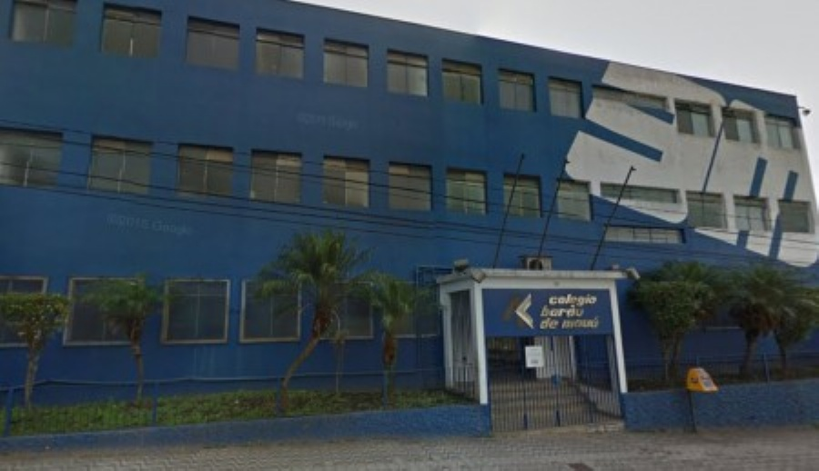 Colégio Barão de Mauá, em primeiro lugar. Foto: www.ambientalistaanastoppa.com.br