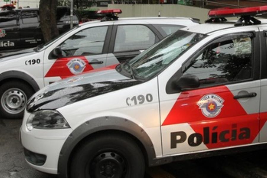 Suspeitos foram encaminhados ao 3º DP de Mauá. Foto: Rodrigo Pinto