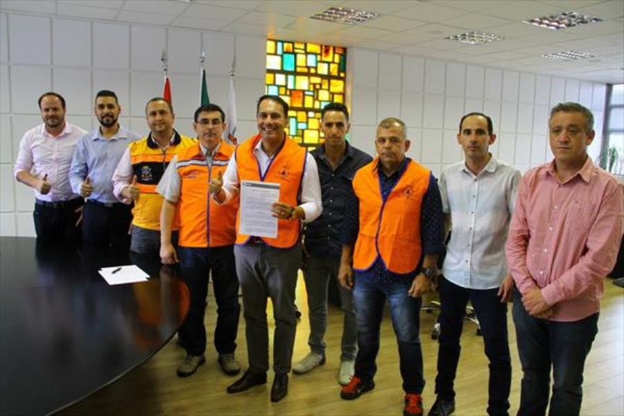 Operação Guarda Chuva é formada por uma série de secretarias. Foto: Roberto Mourão/ PM