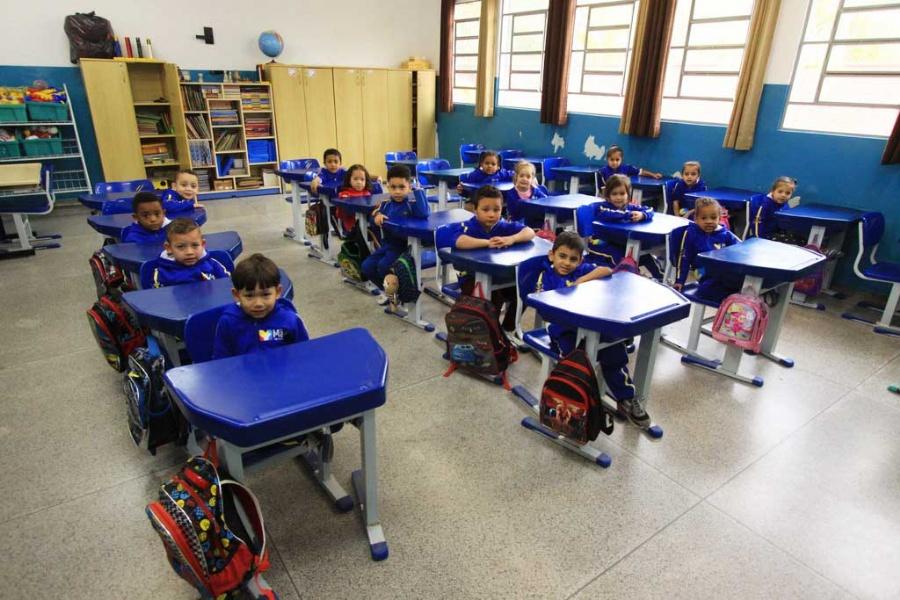 O cadastro está aberto para crianças de 0 a 5 anos, que não estão matriculadas no ano letivo de 2017. Crédito: Caio Arruda/PMM