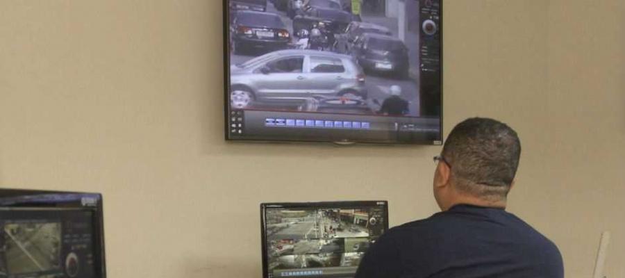 Tecnologia, que cruza imagens de trânsito com dados da polícia, existe apenas em Santo André. Foto: Claudinei Plaza/DGABC