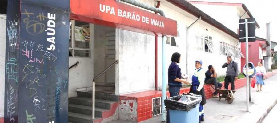 Unidade Barão de Mauá paralisa atendimentos a partir de amanhã; conclusão deve ocorrer até fim de 2018. Foto: André Henriques/DGABC