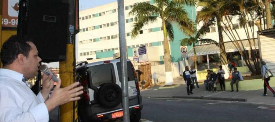 Promotoria decide incluir dispensas surpresas em inquérito de 2016; Paço nega responsabilidade. Foto: Nario Barbosa/DGABC