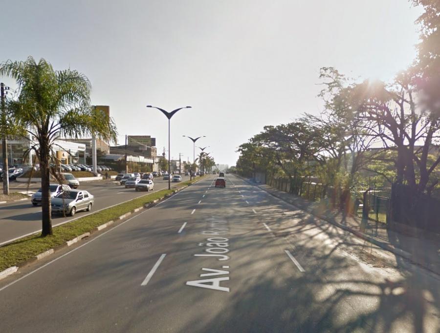 Avenida João Ramalho, em Mauá. Foto: Google Maps