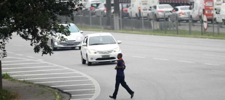 Pedestres representam mais da metade das vítimas fatais, segundo dados do Infosiga. Foto: Celso Luiz/DGABC