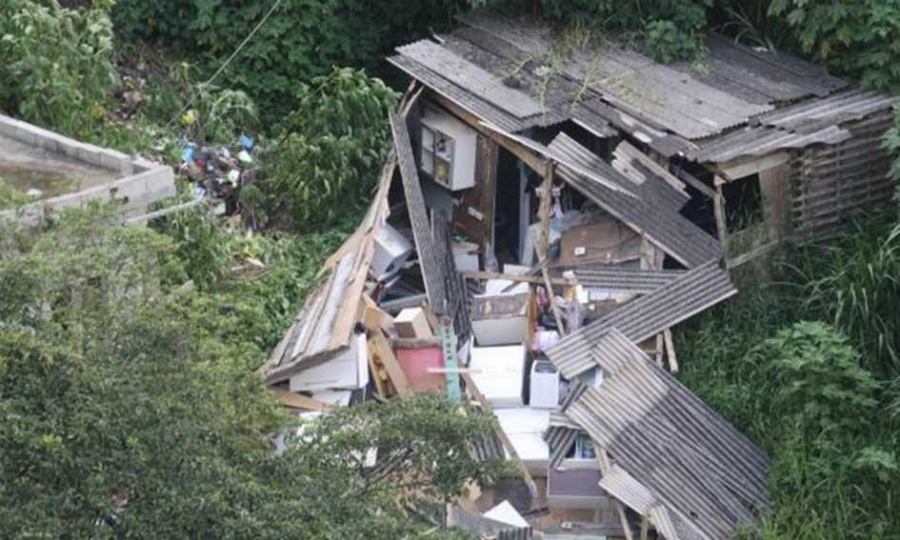 Governo cadastrará no auxílio-aluguel moradores de núcleo onde garoto de 10 anos morreu. Foto: Nario Barbosa/DGABC