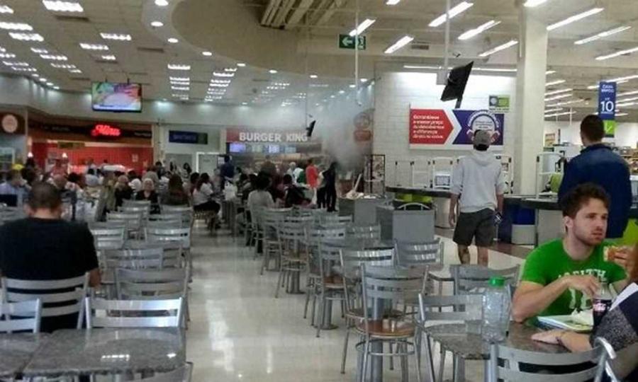 Carrefour, em Santo André. Foto: Luís Carlos Fernandes/DGABC