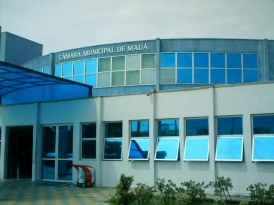 Mauá - Câmara Municipal de Mauá, Por Antonio Cícero da Silva (Águia)