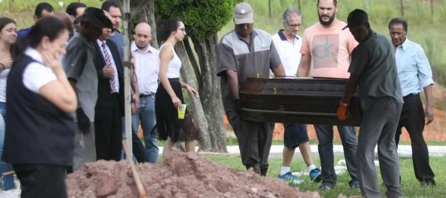 Munícipe de Santo André, Eli José de Oliveira Silva, 56, morreu no dia 14, no Hospital Bartira. Foto: Celso Luiz/DGABC