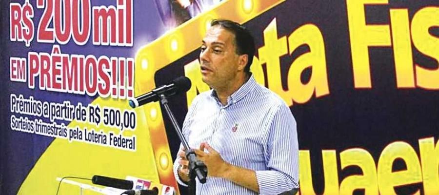 Nota Fiscal Mauaense deve adicionar R$ 8 mi na arrecadação do tributo, de R$ 80 mi em 2017. Foto: Roberto Mourão/PMM/Divulgação