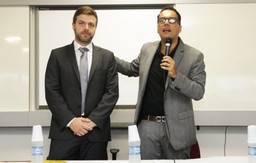 Escolhido é o médico Ricardo Burdelis que possui pós-graduação em gestão de saúde. Crédito: CAIO ARRUDA/PMM