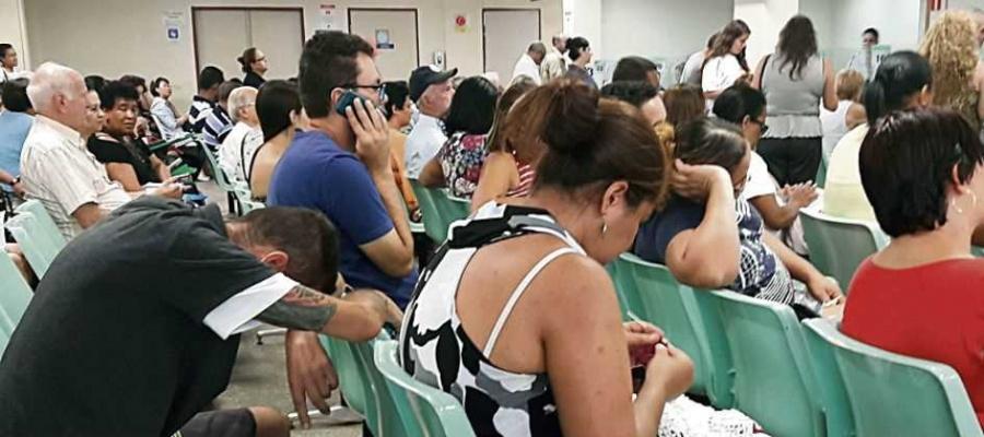 Medida visa evitar que usuários esperem até quatro horas para retirar medicamentos no Mário Covas. Foto: Claudinei Plaza/DGABC Diário