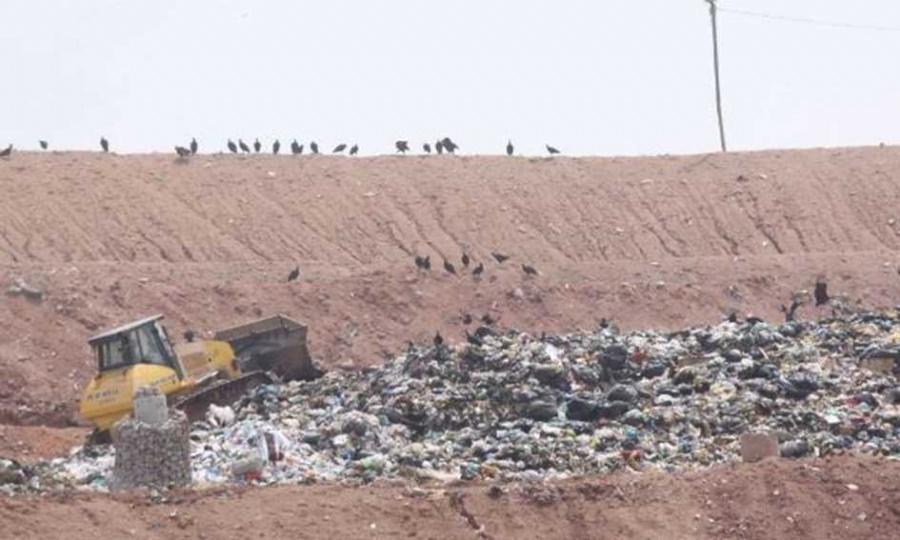 Região corre risco de não ter mais espaço para dispensar resíduos; especialistas falam de extinção em sete anos. Foto: André Henriques/DGABC