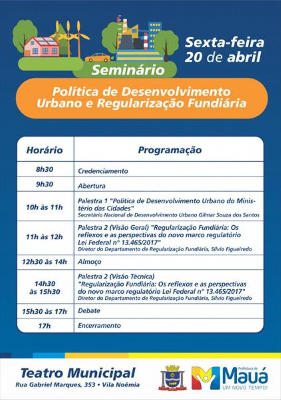 Evento é realizado em parceria com o Ministério das Cidades. Foto: Vago