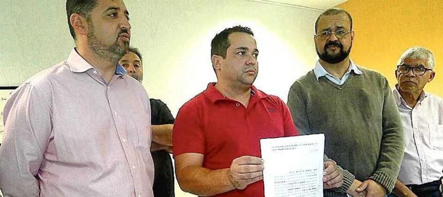Para evitar posse de Alaíde Damo, governistas devem rejeitar solicitação na sessão de hoje. Foto: Fábio Sales/Divulgação