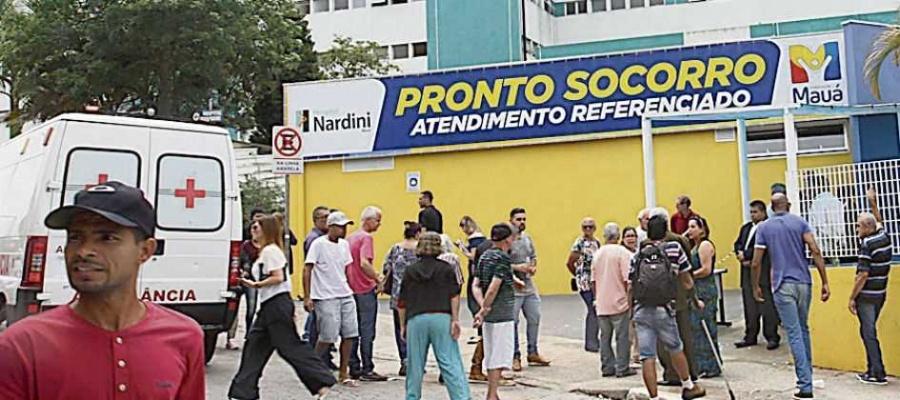 Empresa daria retaguarda ao sistema municipal às vésperas de rompimento de contrato com Fundação. Foto: Celso Luiz/DGABC