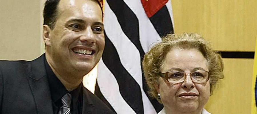 Pai do prefeito afastado nega racha entre grupos, mas transparece descontentamento com relação. Foto: Nario Barbosa/DGABC