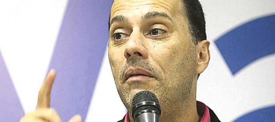 Solto na sexta, prefeito afastado foi impedido de retomar mandato por determinação do TRF-3. Foto:  Nario Barbosa/DGABC