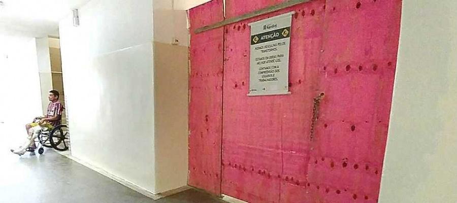 Prefeitura de Mauá assinou termo de aditamento de contrato que prorroga obras por mais 227 dias e promete entregas para agosto. Foto: Celso Luiz/DGABC