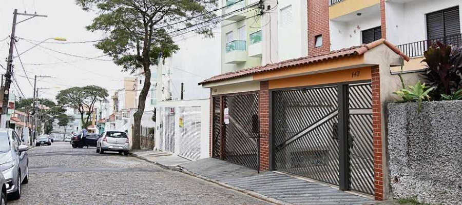 Assustados, moradores de bairro andreense fazem abaixo-assinado e pedem mais Segurança. Foto: André Henriques/DGABC