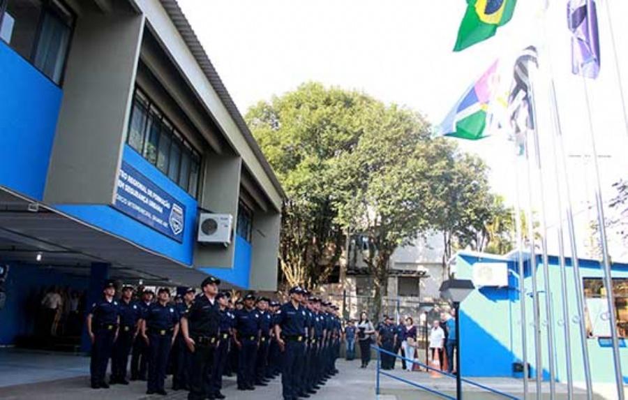 Centro Regional de Formação em Segurança Urbana (CRFSU), em São Bernardo do Campo  Crédito: Ricardo Quiles/CRFSU