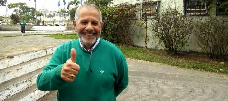 Pai do prefeito Atila participou de reunião com secretário de Governo; socialista é esperado nesta tarde. Foto: Nario Barbosa/DGABC